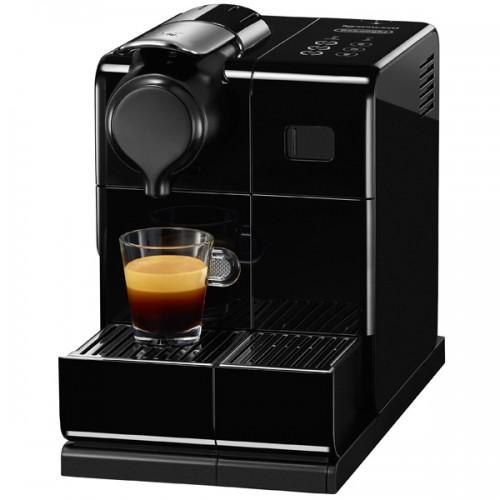 Капсульная кофемашина Delonghi Nespresso Lattissima Touch Animation EN560.B черного цвета без капучинатора