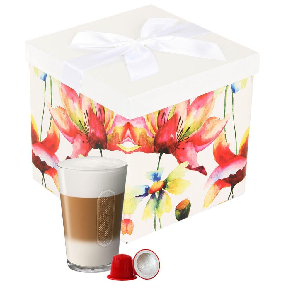 Набор кофе-капсул к 14 февраля для кофемашин Nespresso
