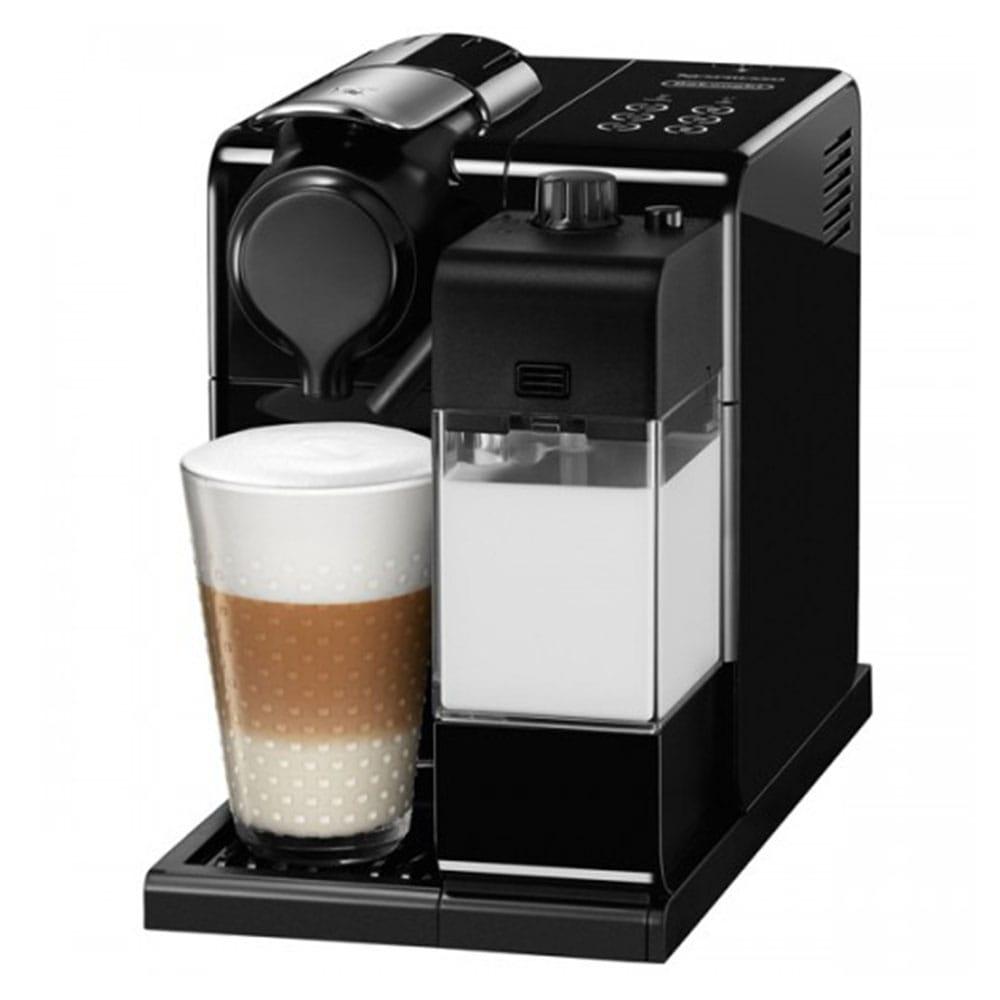 Фотография капсульной кофемашины Delonghi Nespresso Lattissima Touch Animation EN560.B цвет черный