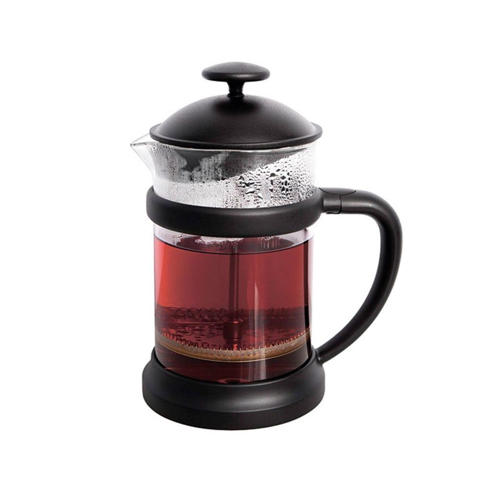 Фотография чайника заварочного TalleR 0,8 л в виде френч-пресс