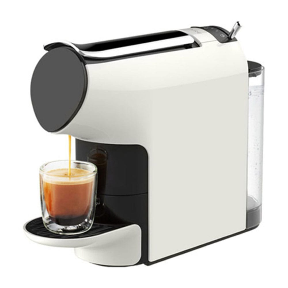 Фото капсульной кофемашина Xiaomi Scishare Capsule Coffee Machine S1103 цвет белый