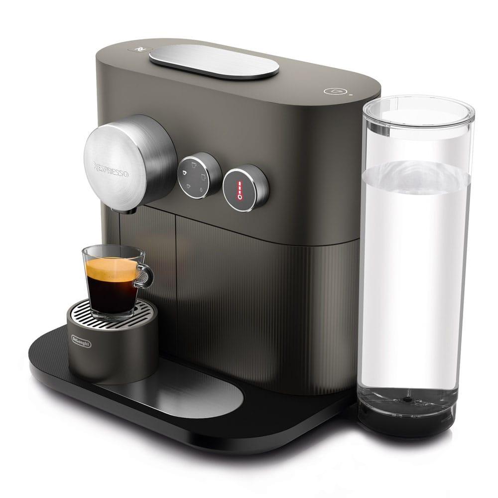 Фото капсульной кофемашины Delonghi Nespresso Expert Anthracite Grey EN350.G