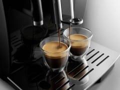 Одновременное приготовление двух чашек на ECAM 23.460.S
