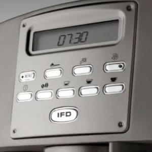 Программируемые кнопки на De'Longhi Magnifica Automatic Cappuccino ESAM 3500.S