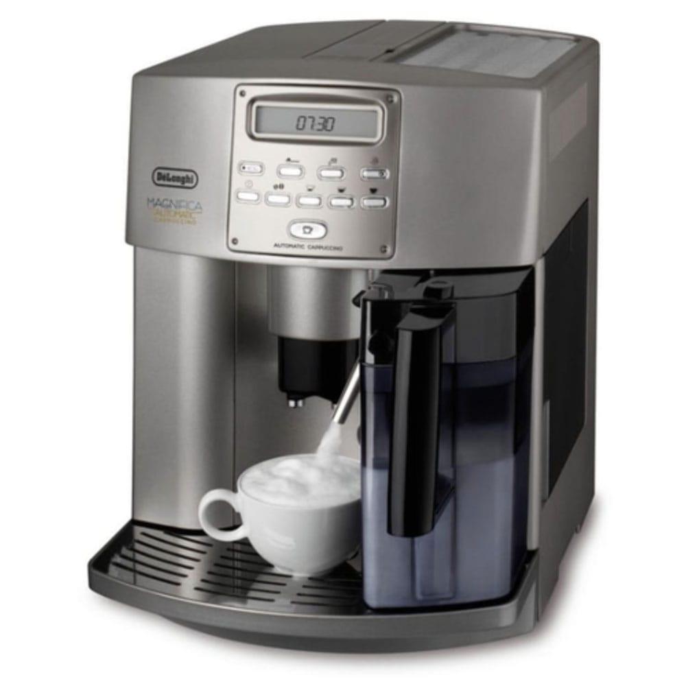 Кофемашина автоматическая зерновая De'Longhi Magnifica Automatic Cappuccino ESAM 3500.S