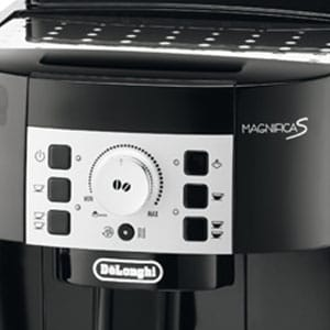 Программируемые кнопки кофейных рецептов на De'Longhi Magnifica S ECAM 22.114.B