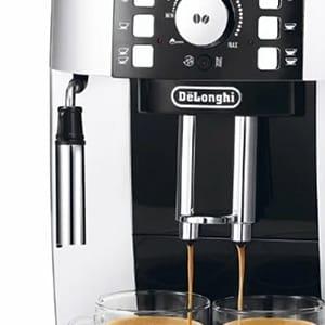 Стальной носик капучинатора на кофемашине De'Longhi Magnifica S ECAM 22.117.SB