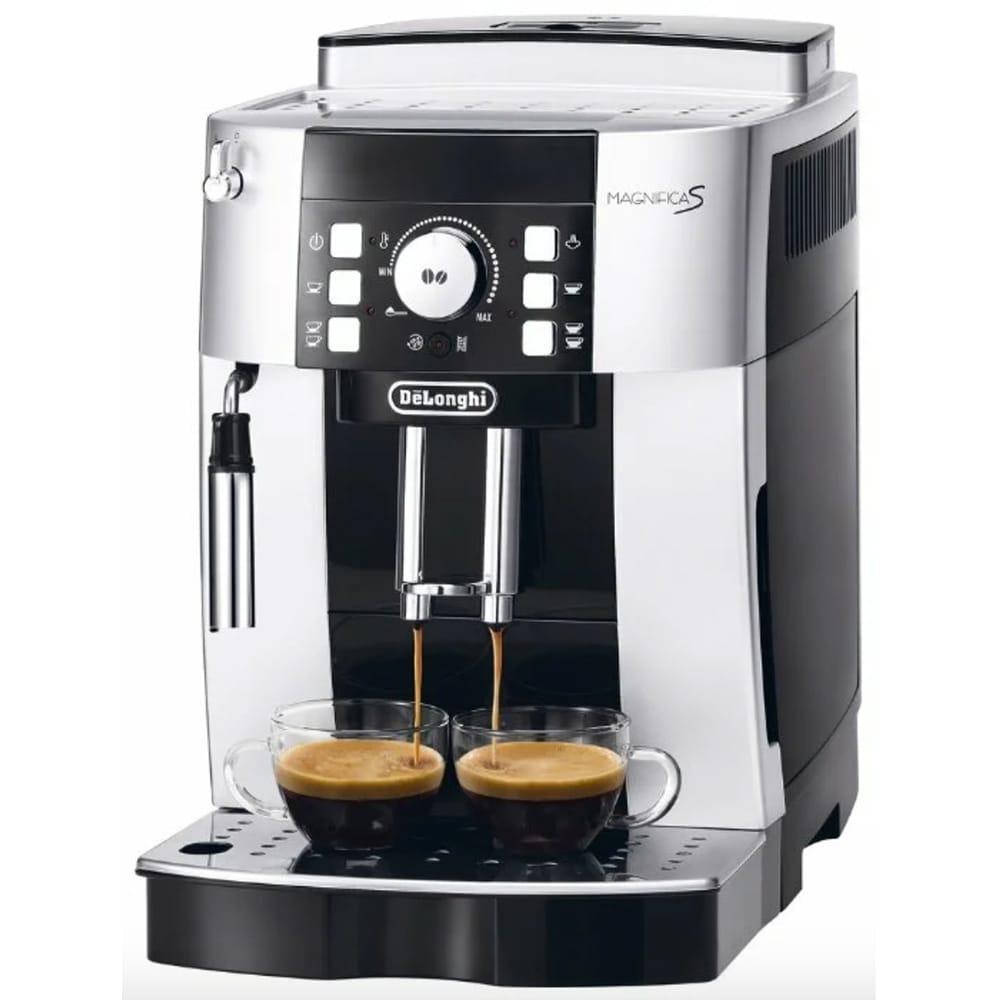 Кофемашина автоматическая зерновая De'Longhi Magnifica S ECAM 22.117.SB