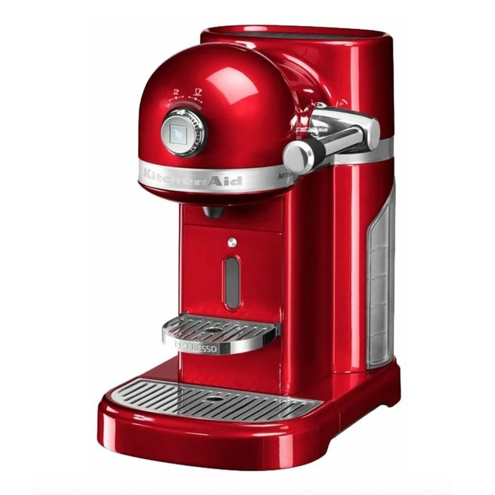 Капсульная кофемашина KitchenAid 5KES 0503 ECA цвет карамальное яблоко