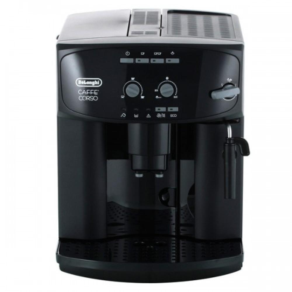 Кофемашина автоматическая зерновая De'Longhi Caffè Corso ESAM 2600 ,фото,вид спереди