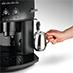 Кофемашина автоматическая зерновая De'Longhi Caffè Corso ESAM 2600-фото-чашки