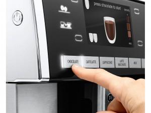 Приготовление горячего шоколада в одно нажатие на PrimaDonna Exclusive ESAM 6900 M
