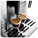 Кофемашина автоматическая зерновая De'Longhi PrimaDonna Exclusive ESAM 6900 M чашки