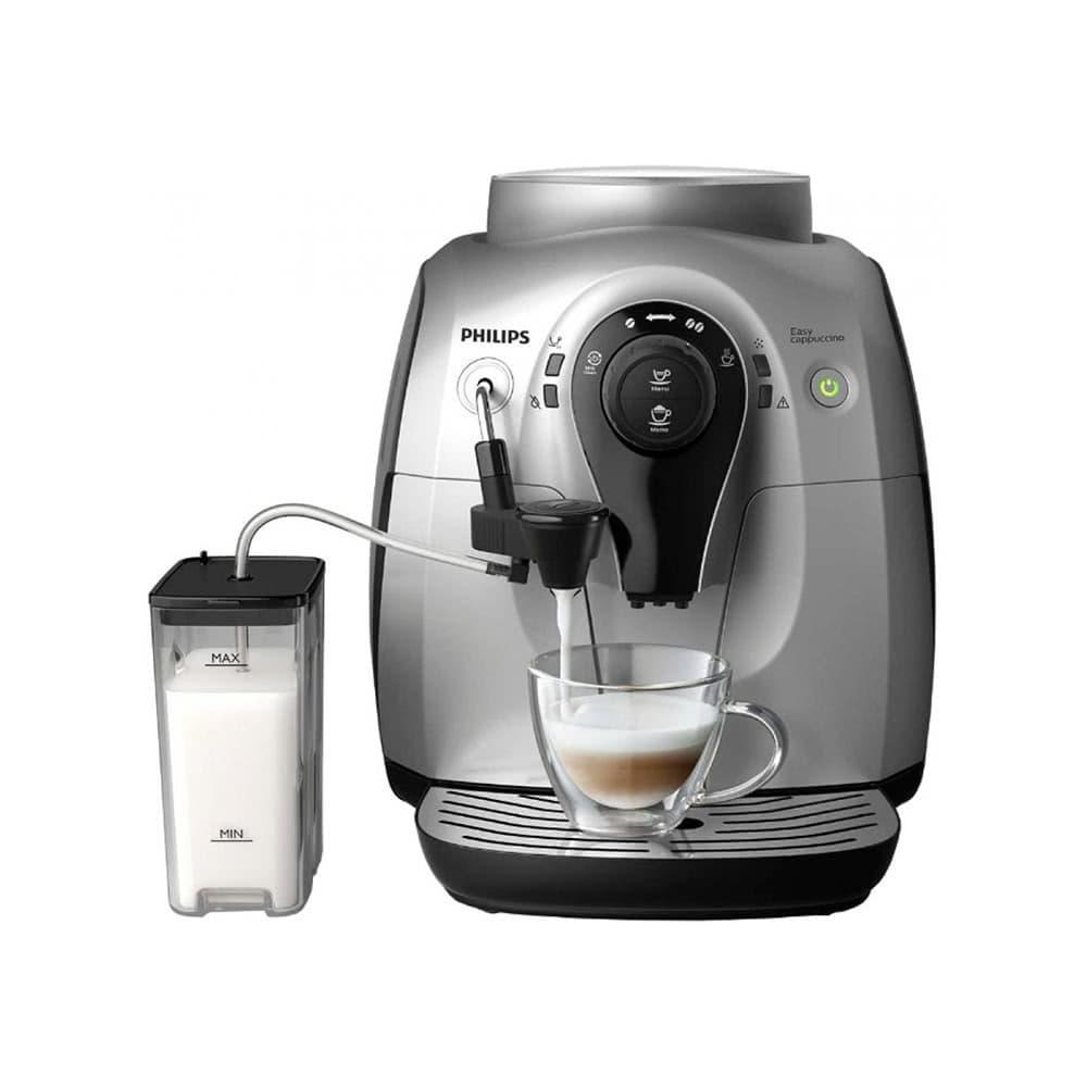 Кофемашина автоматическая зерновая Philips HD8654 2100 Series фото спереди