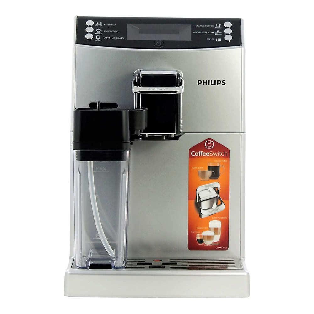 Кофемашина автоматическая зерновая Philips EP4050 4000 Series фото спереди