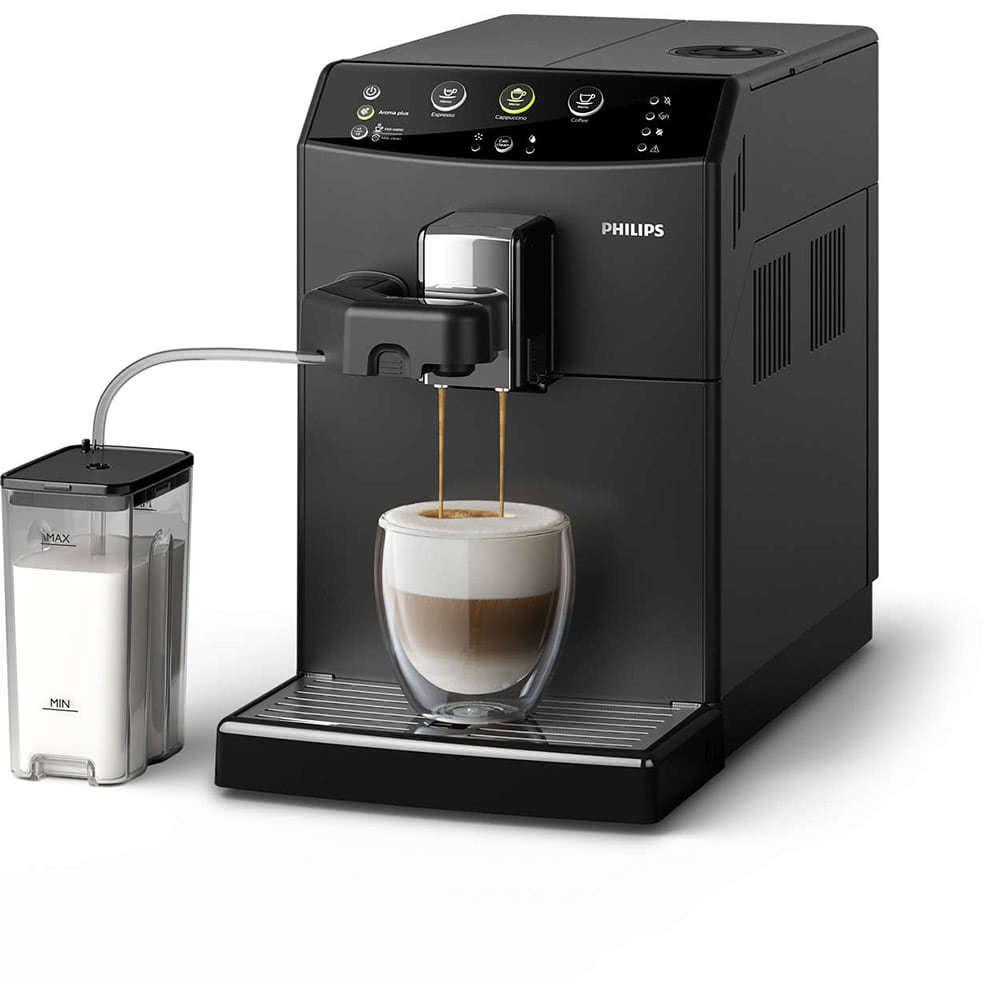 Кофемашина автоматическая зерновая Philips HD8829 3000 Series фото спереди