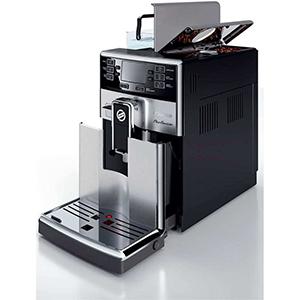 лицевая панель из нержавеющей стали в кофемашине Saeco HD 8928 PicoBaristo