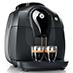 Кофемашина автоматическая зерновая Philips HD8650 2000 Series вид сбоку