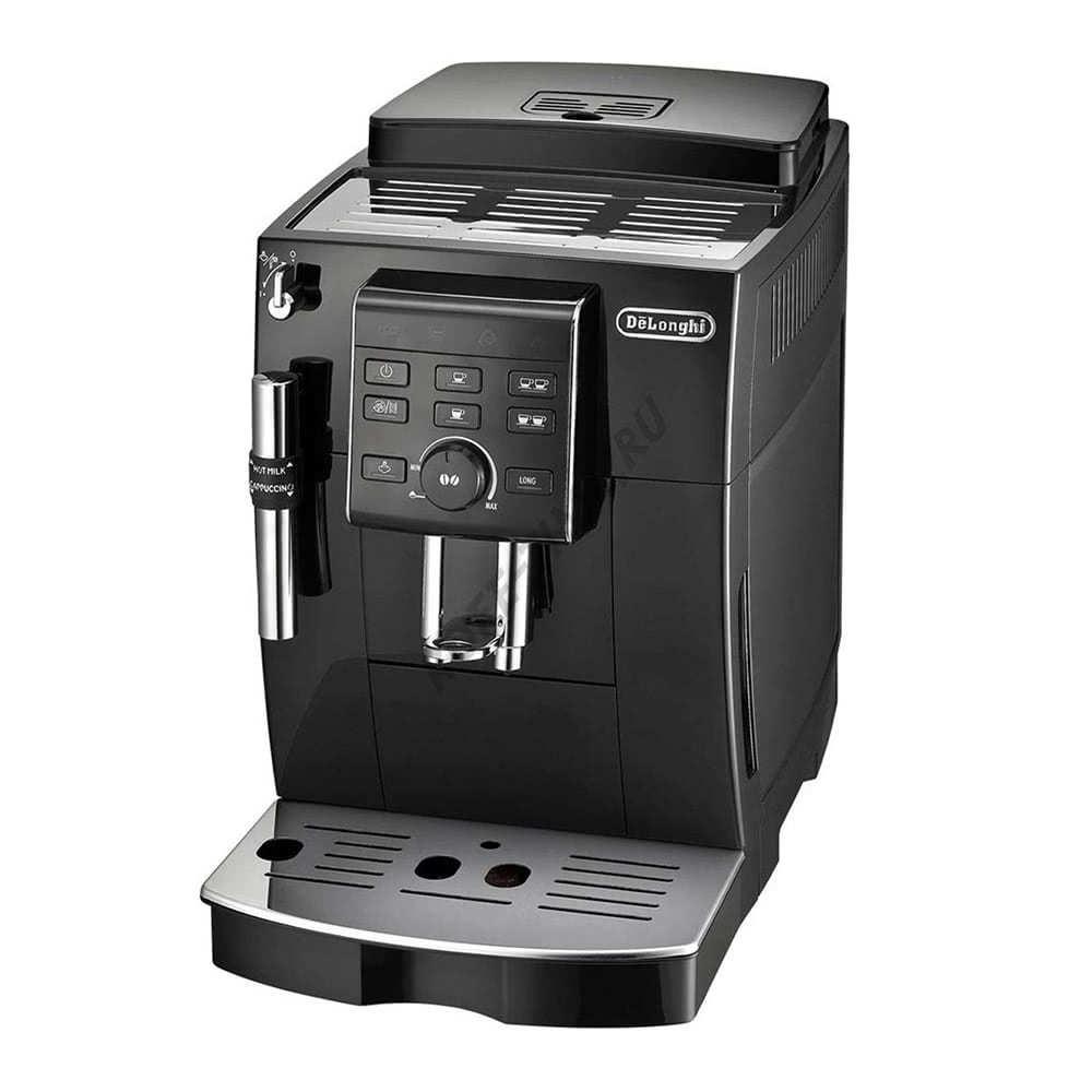 Кофемашина автоматическая зерновая De'Longhi ECAM 23.120 фото спереди