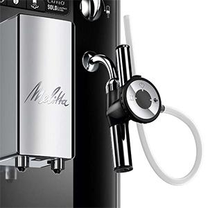 Вентиль для молочной пены и подачи горячей воды в кофемашине Melitta Caffeo Solo & Perfect Milk