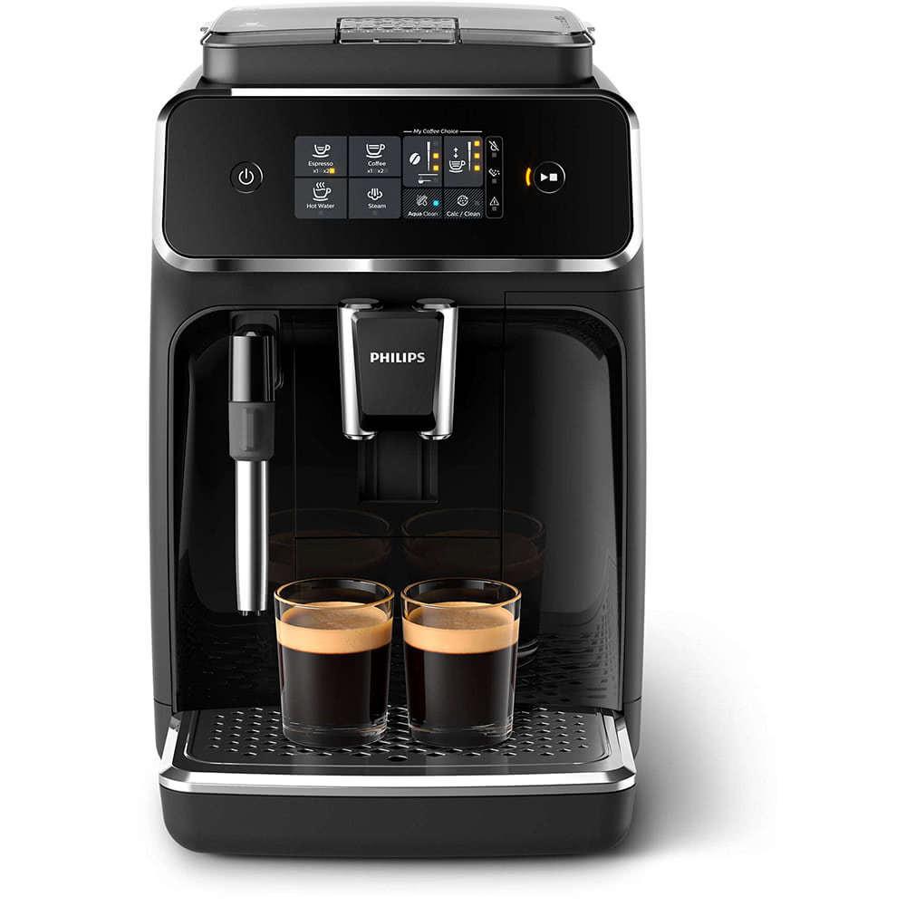Кофемашина автоматическая зерновая Philips EP2021 Series 2200