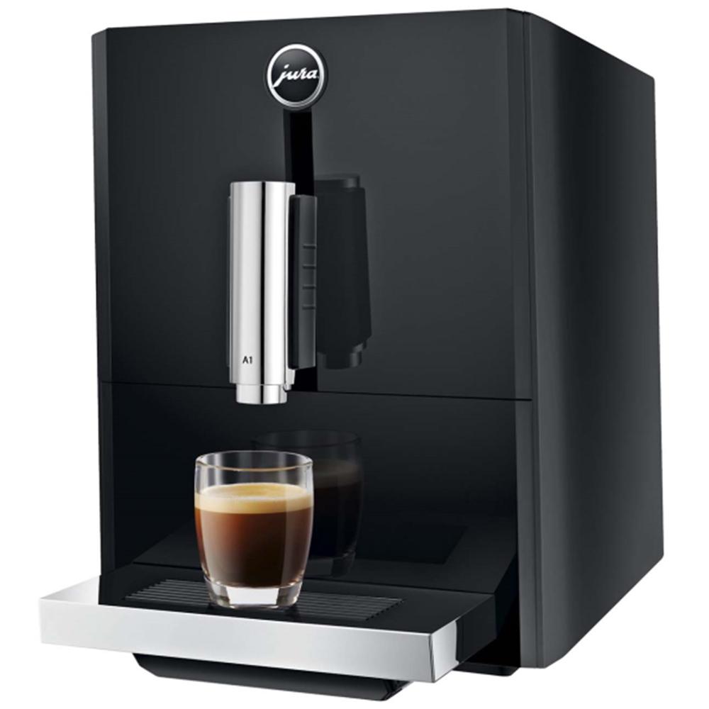 Кофемашина автоматическая зерновая Jura A1 Piano Black
