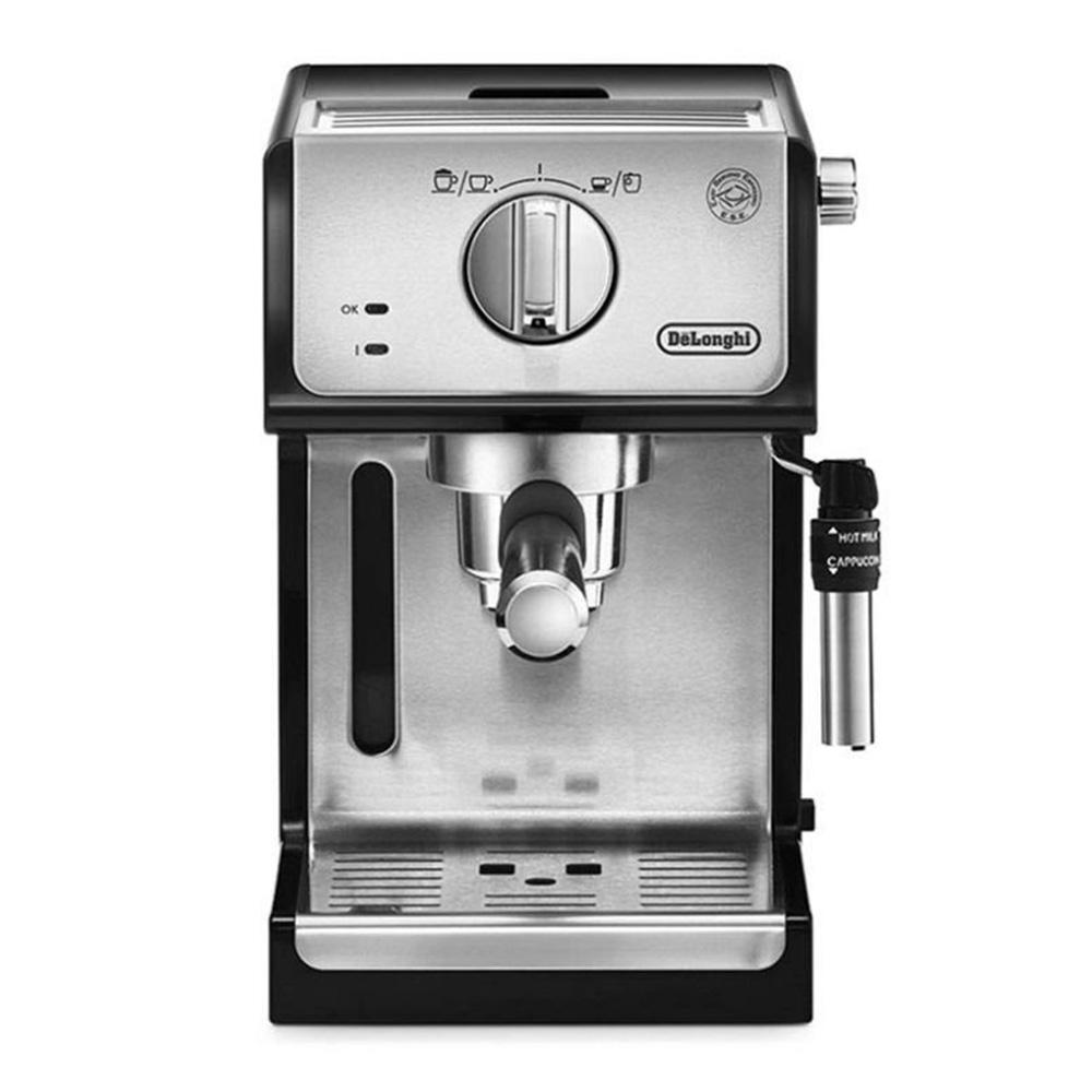 Фото кофеварки рожковой De'Longhi ECP 35.31.S вид спереди