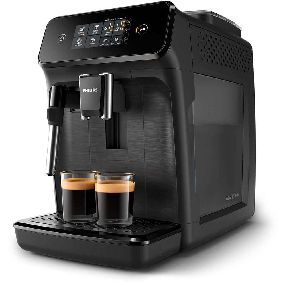 Кофемашина автоматическая зерновая Philips EP1220 Series 1200