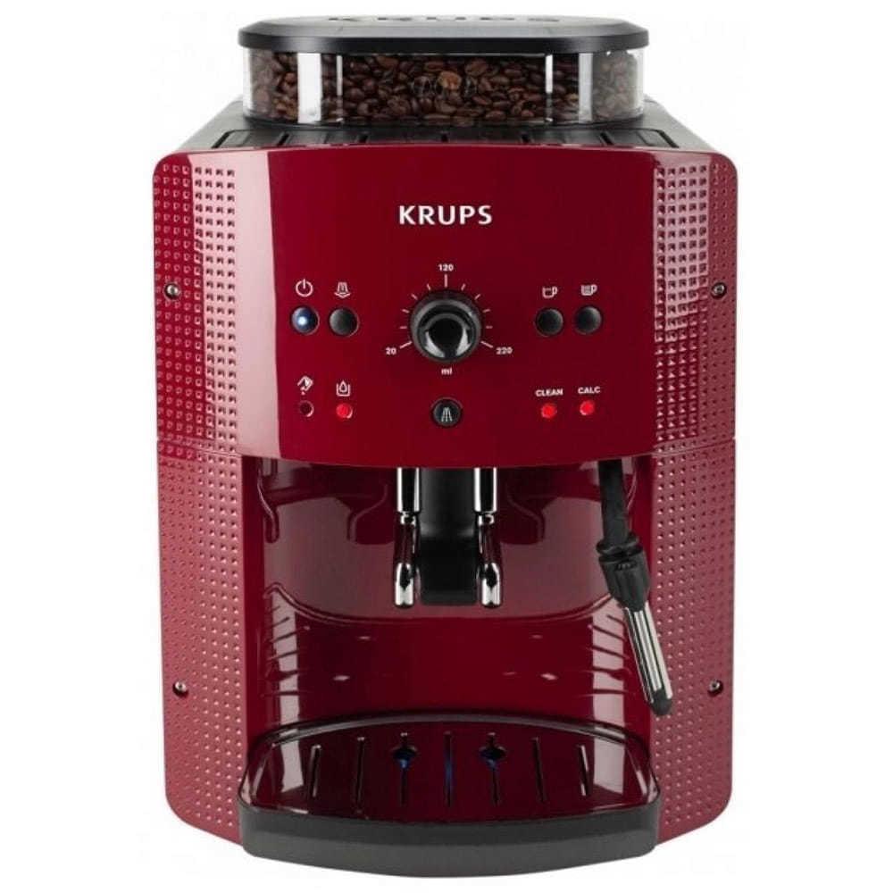 Krups EA810770 Essential фото вид спереди
