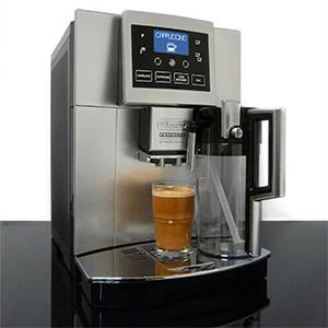 14 степеней помола кофе в кофемашине  De'Longhi Perfecta ESAM 5600