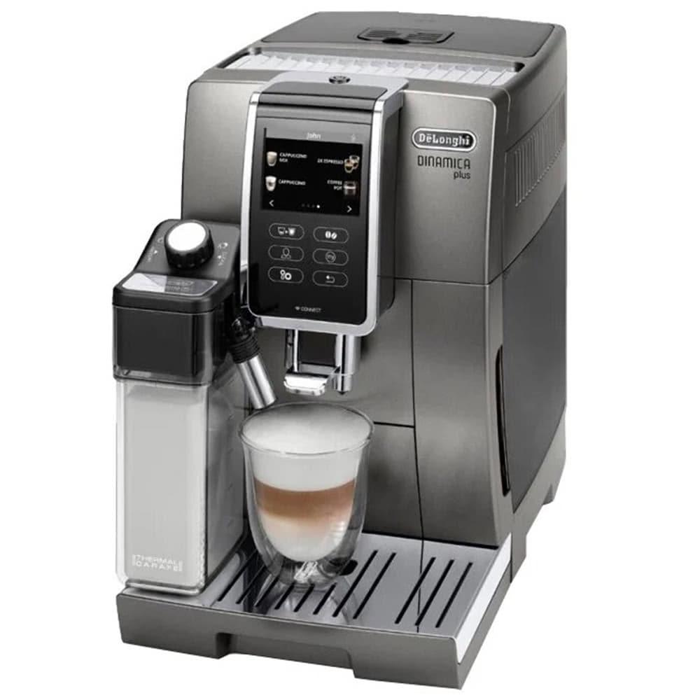 Кофемашина De'Longhi PrimaDonna XS ETAM 36.364 M вид спереди