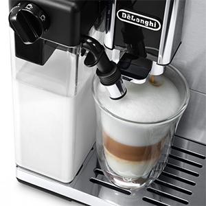 Кофемашина автоматическая зерновая De'Longhi PrimaDonna XS ETAM 36.364 M