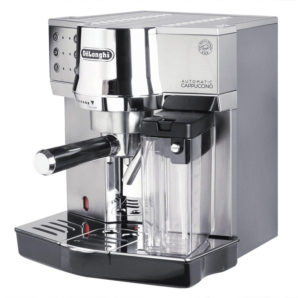 Фото кофеварки рожковой De'Longhi EC 850 M вид спереди