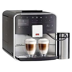 сенсорное управление в кофемашине Melitta Caffeo Barista TS