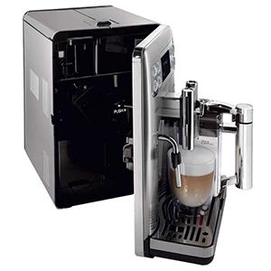 выбор 11 напитков в кофемашине Saeco PicoBaristo HD 8925