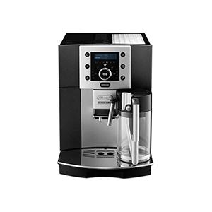 молочный кувшин с различными настройками вспенивания кофемашине De'Longhi Perfecta ESAM 5500