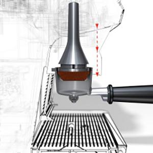 Кофеварка рожковая De'Longhi La Specialista EC 9335.M с функцией Smart Tamping Station