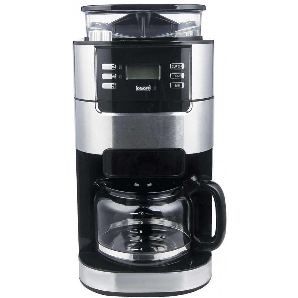 Кофеварка рожковая Gemlux GL-CM-77 фото вид спереди