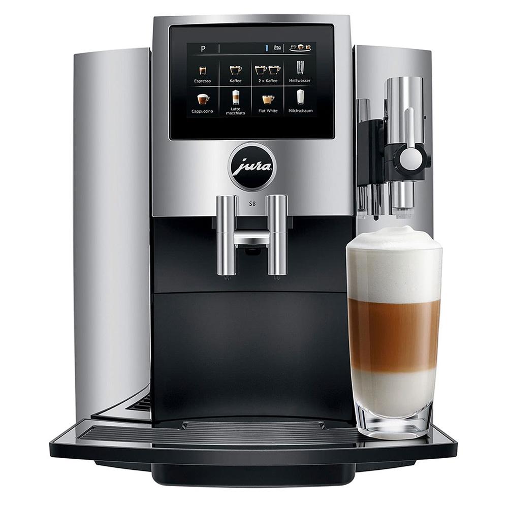 Кофемашина автоматическая зерновая Jura S8