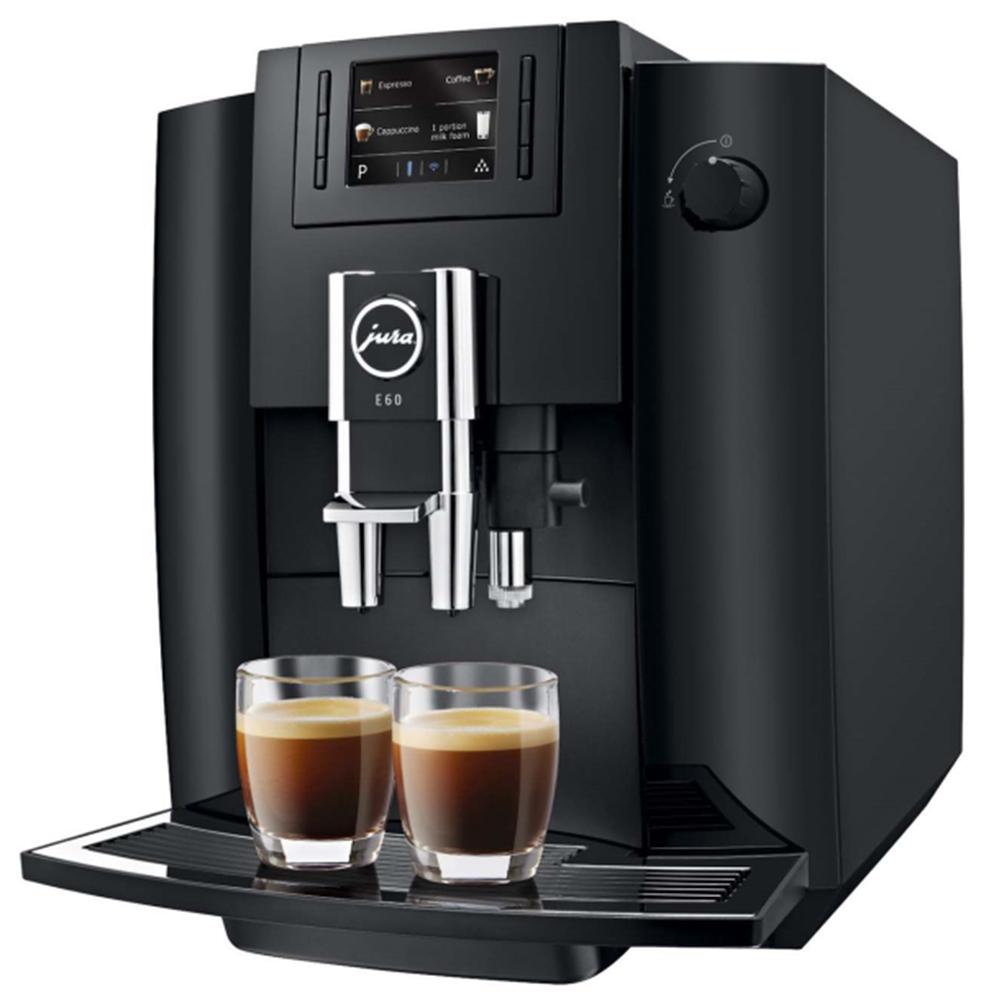 Кофемашина автоматическая зерновая Jura E60