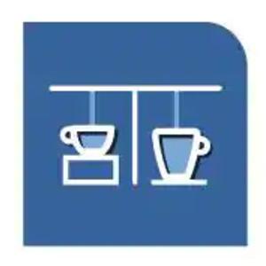 Кофеварка рожковая De'Longhi EC 270 двойной поддон