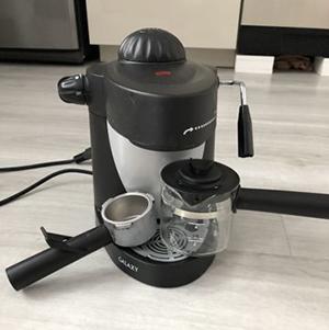 Кофеварка рожковая Galaxy GL0752 с разобранным контейнером для кофе
