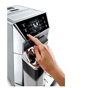 Управление со смартфона в кофемашине De'Longhi Primadonna Class ECAM 550.55
