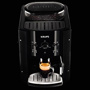 Кофемашина автоматическая зерновая Krups EA810B70 Essent технология Compact Thermoblock