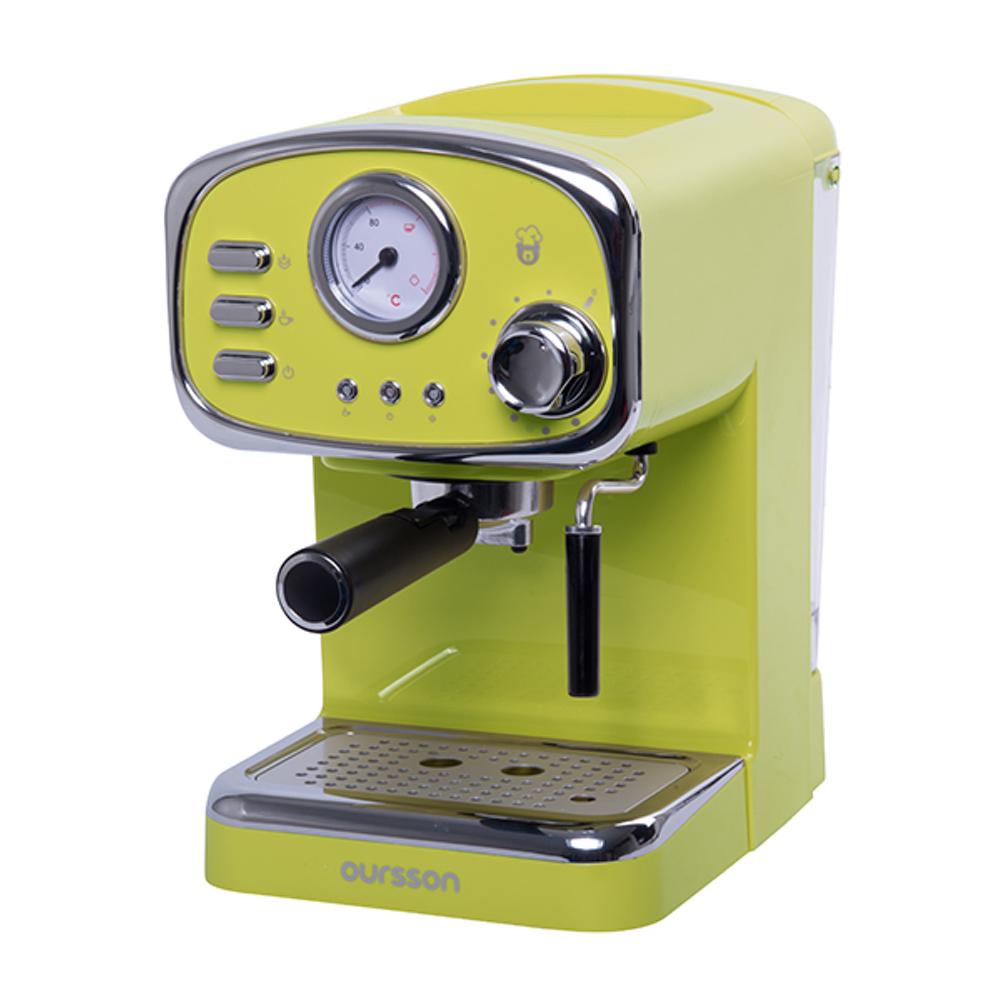 Кофеварка рожковая Oursson EM1505.G главное фото