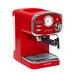 Кофеварка рожковая Oursson EM1505.R вид спереди