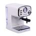 Кофеварка рожковая Oursson EM1505.W фото полубоком