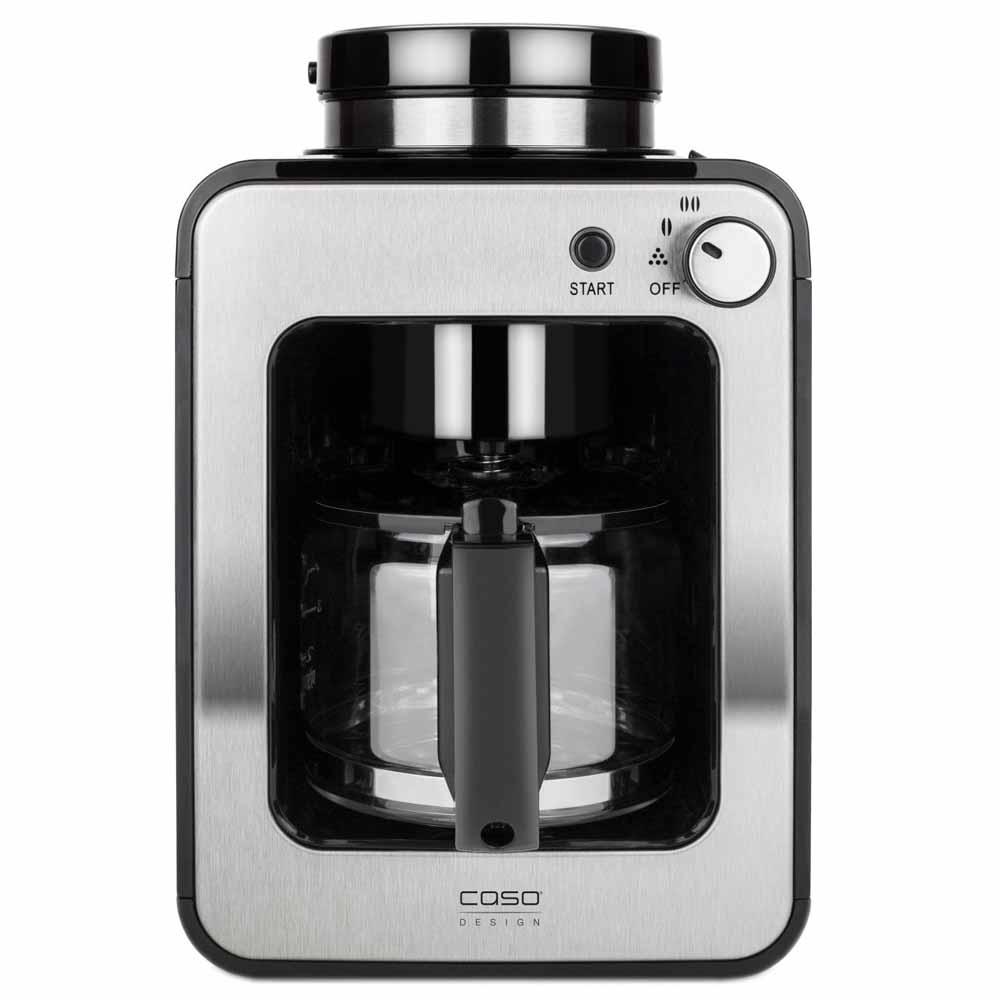 Кофеварка Caso Coffee Compact фото вид спереди