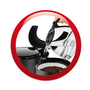 Кофеварка Moulinex FG 3608 - лёгкий доступ