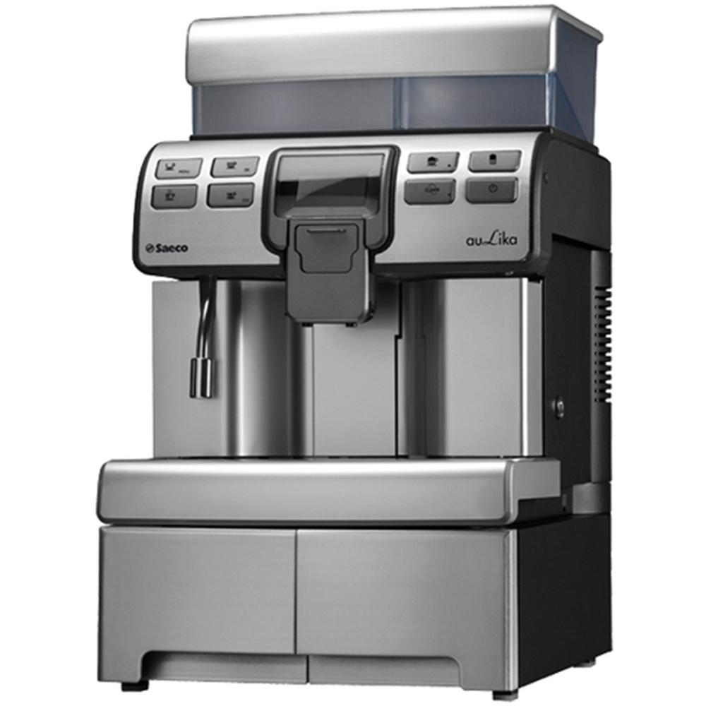 Фотография автоматической зерновой кофемашины Saeco Aulika Top